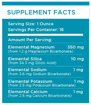 Electrolyte Balance Liquid Nutrition