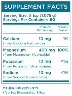 Electrolyte Balance Powder NutritionElectrolyte Balance Powder Nutrition